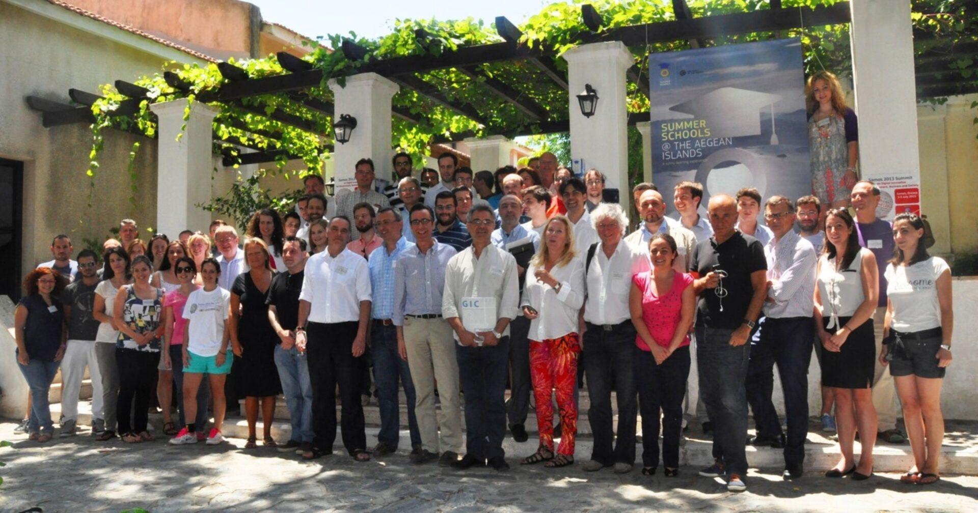Samos 2013 Summit