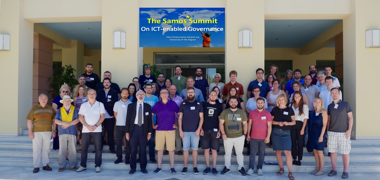 Samos 2019 Summit